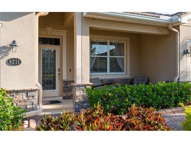 Single Family Home 8211  RIVER PRESERVE DRIVE , BRADENTON for sale - mls# A4153254