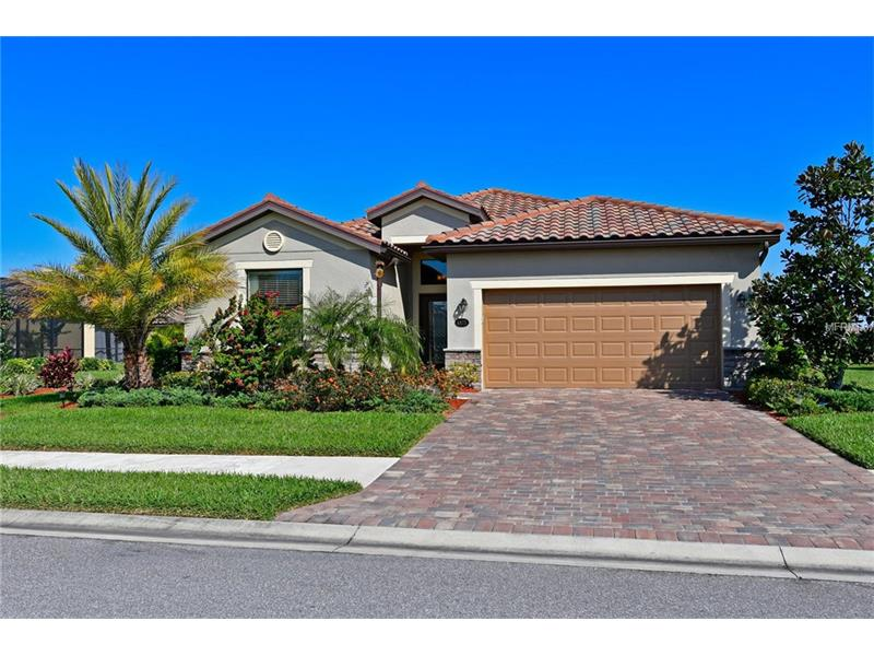 Single Family Home 6875  WILLOWSHIRE WAY , BRADENTON for sale - mls# A4177240