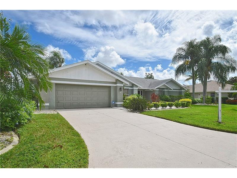 Single Family Home 6813  COUNTRY LAKES CIRCLE , SARASOTA for sale - mls# U7826300